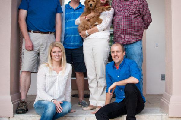 Roger Allen Family Christmas 2014