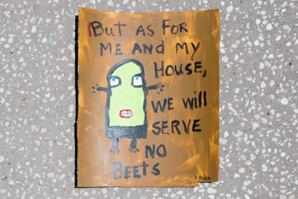 Roger Allen No Beets Polecat