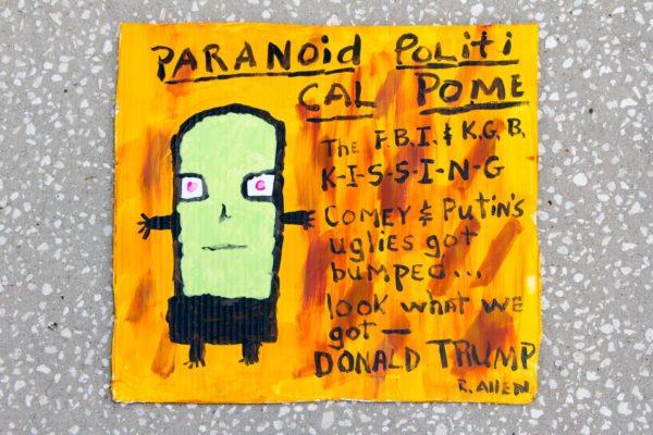 Roger Allen Paranoid Polecat