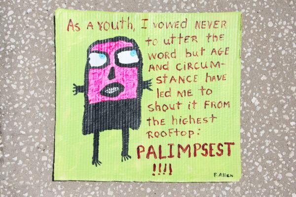 Roger Allen Palimpsest Polecat