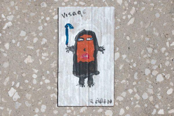 Roger Allen Visage Polecat