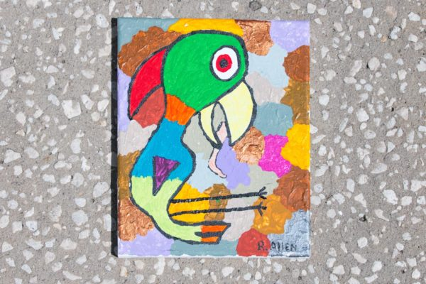 Roger Allen Parrot