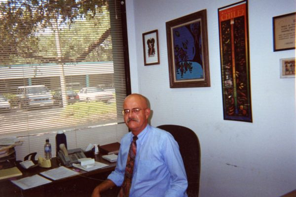 Roger Allen DACCO
