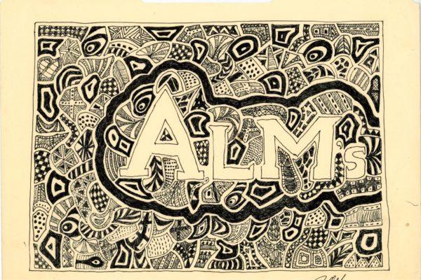 Roger Allen Alms Doodle