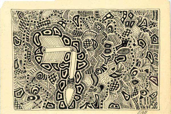 Roger Allen Arrow Doodle