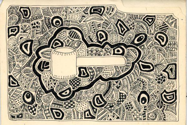 Roger Allen Gavel Doodle