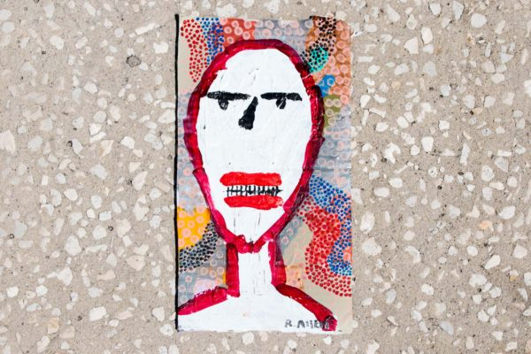 Roger Allen White Face