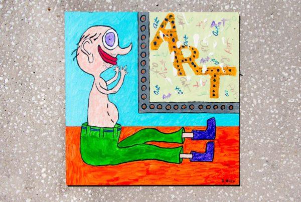 """Roger Allen """"ART"""""""