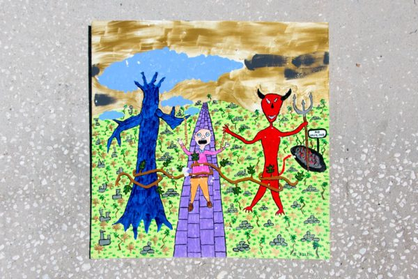 Roger Allen Purple Brick Purgatory