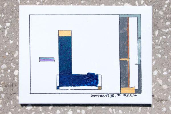 Roger Allen Abstract III