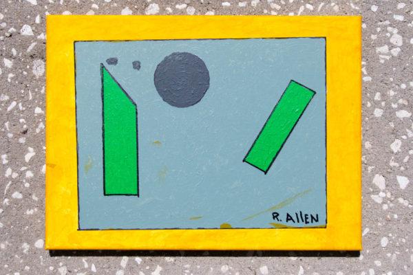 Roger Allen Abstract II