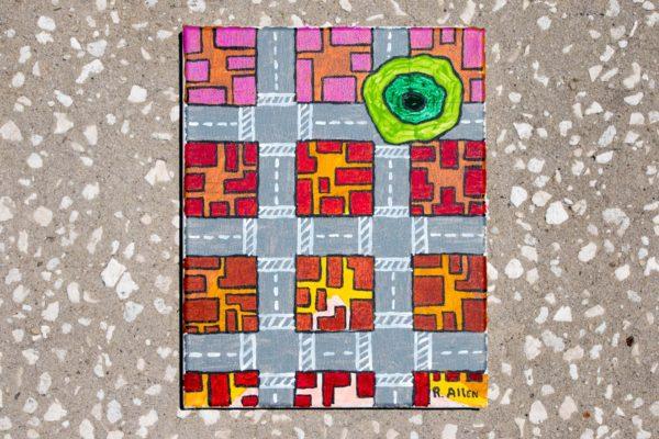 Roger Allen Street Grid