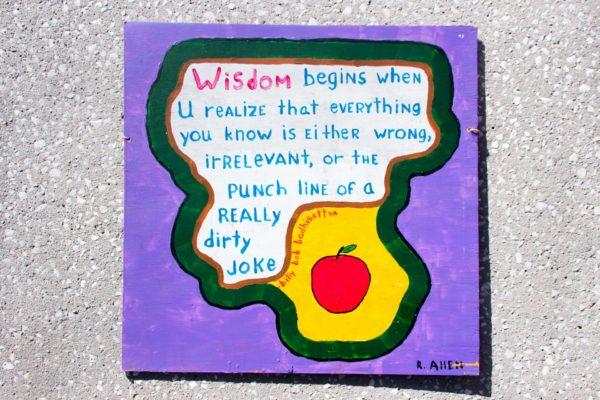 Roger Allen Apple Wisdom