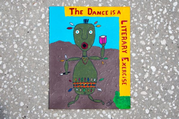 Roger Allen The Dance is a Literary Exercise