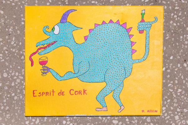Roger Allen Lizard Esprit de Cork