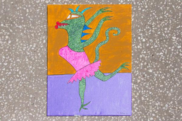 Roger Allen Lizard Dancer