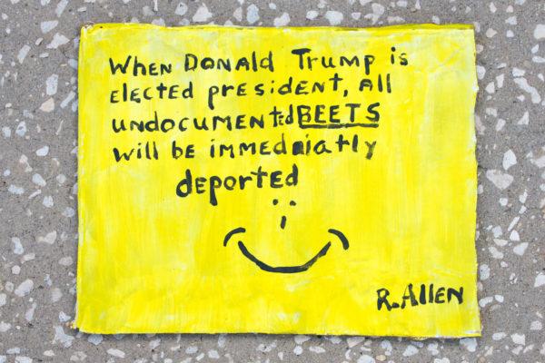 Roger Allen Undocumented Beets