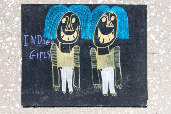 Roger Allen Indigo Girls