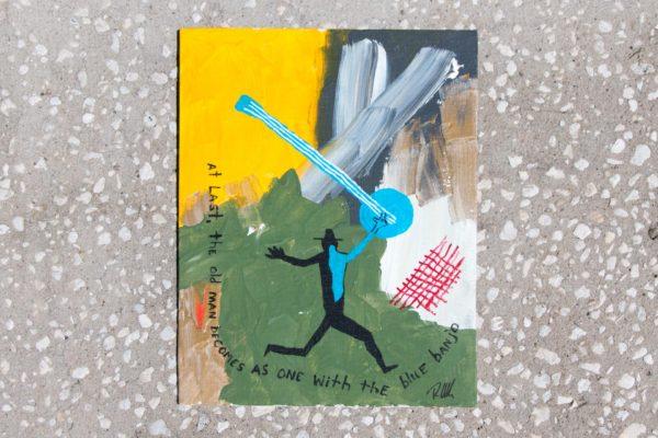 Roger Allen Blue Banjo
