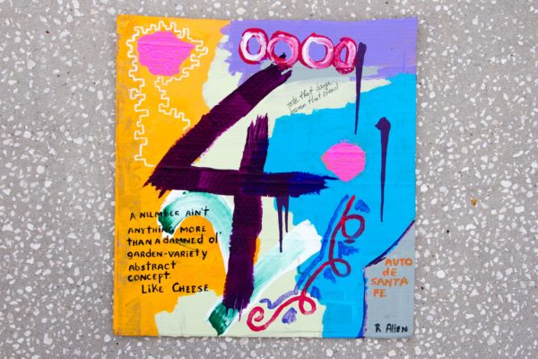 Roger Allen Abstract Number Concept