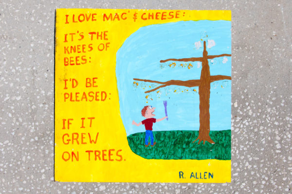 Roger Allen Mac N Cheese
