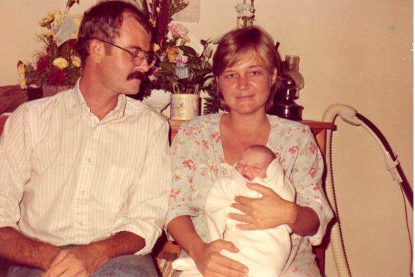 Roger Jeannine baby son
