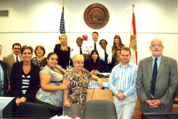 Roger courtroom team